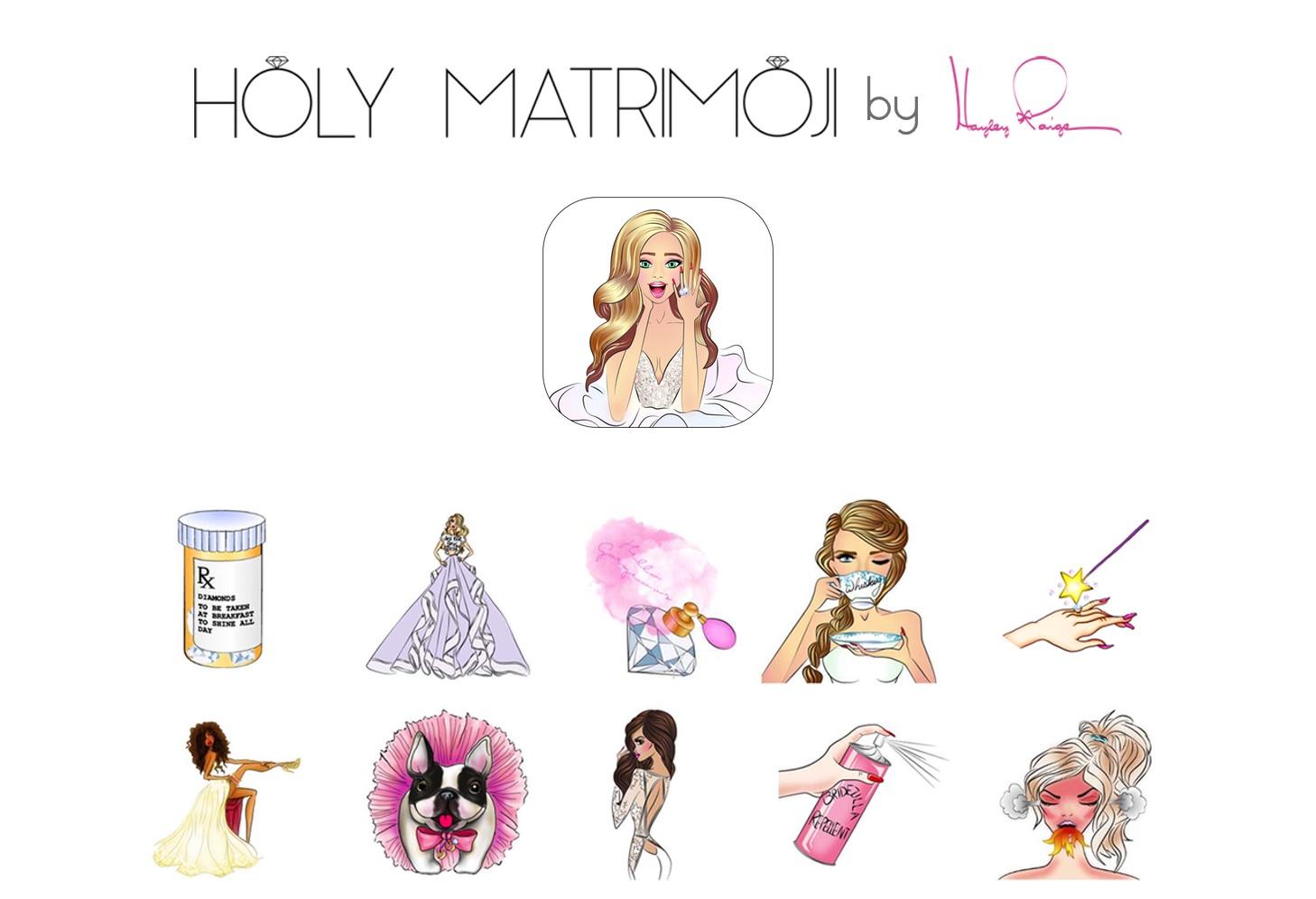 HOLY MATRIMOJI