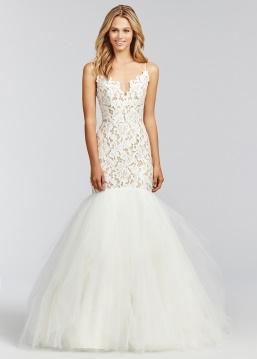 Blush by Hayley Paige Kalea / Style 1650 Wedding Dress