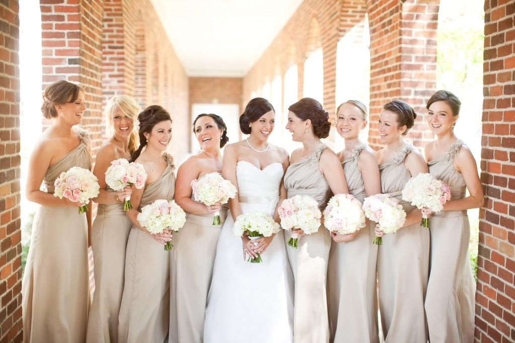 Couture Bridesmaid