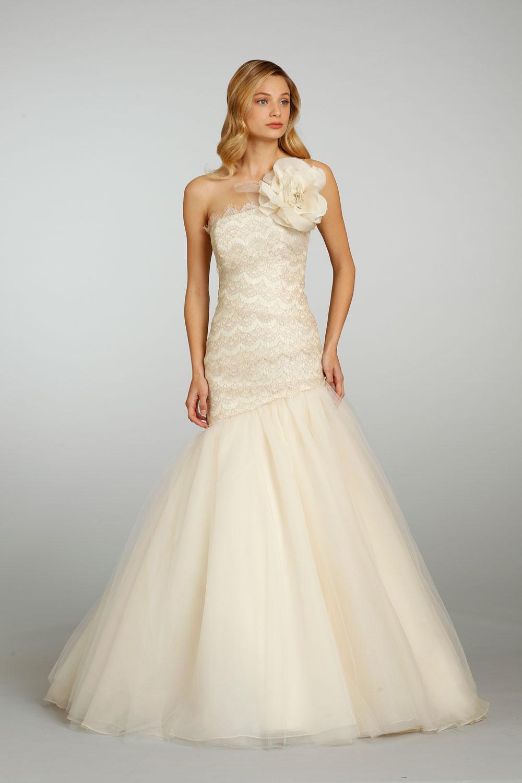 One Shoulder Wedding Dresses   JLM Couture