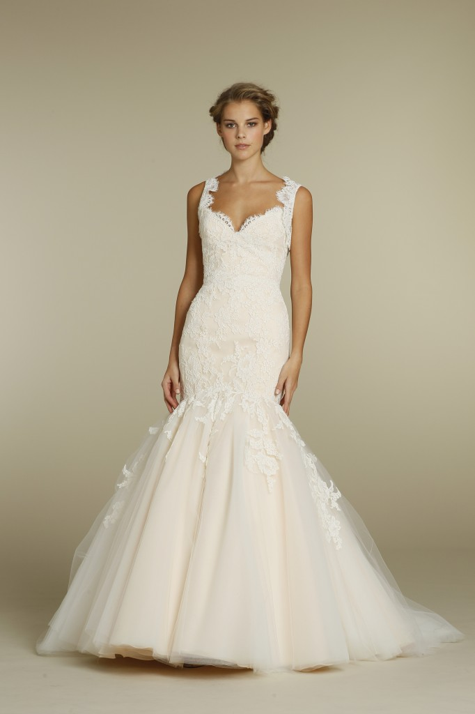 How much are jim hjelm wedding dresses bridesmaid dresses for How much is a lazaro wedding dress