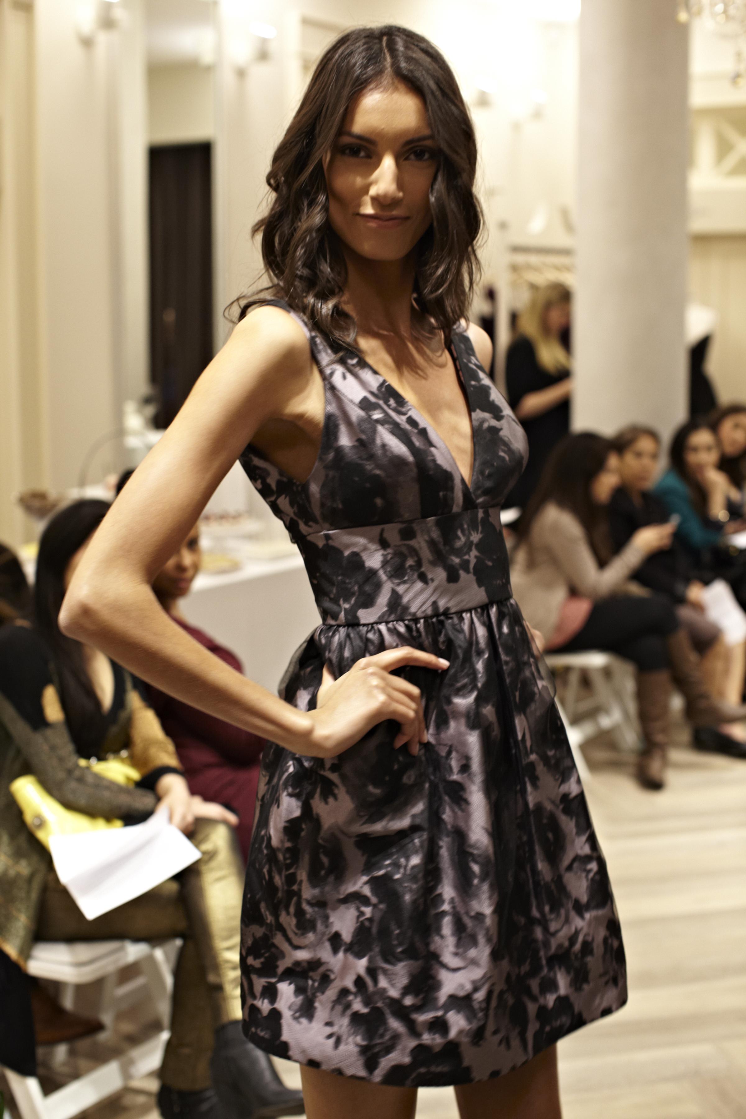 Bridesmaids event at jlm boutique jlm couture noir by lazaro style 3330 ombrellifo Choice Image