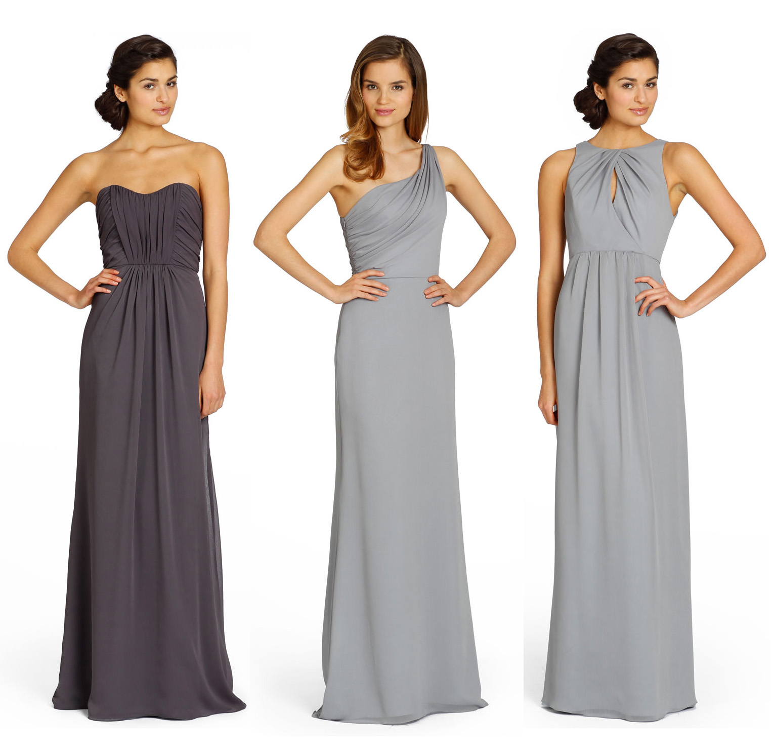 Bridesmaids color palettes jlm couture grey palette ombrellifo Images