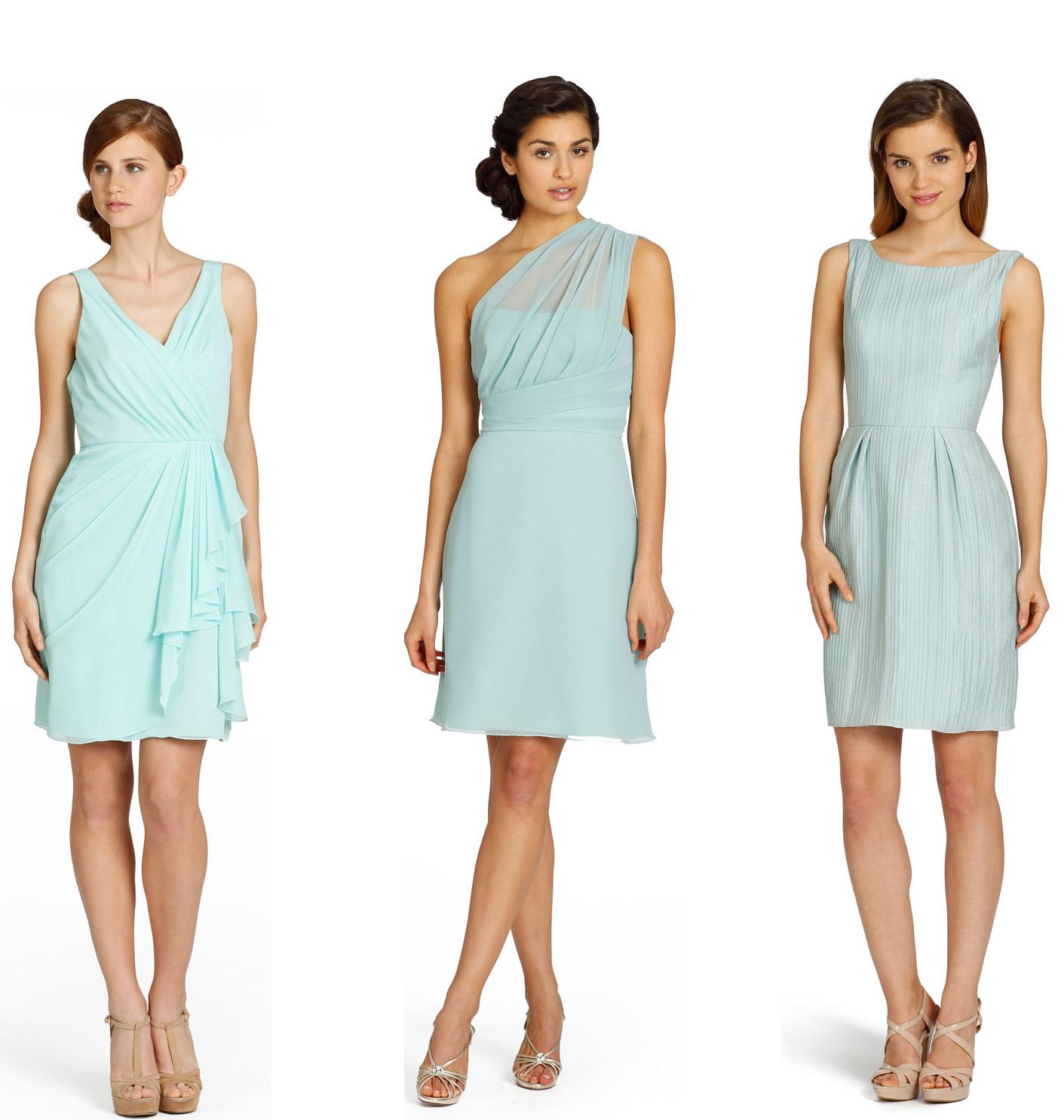 Bridesmaids Color Palettes