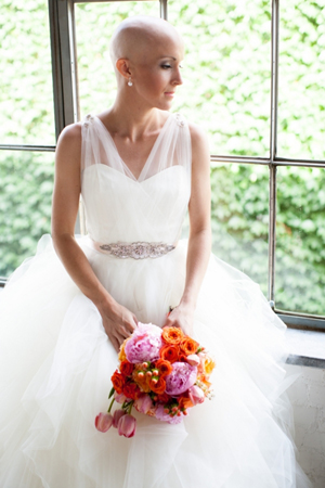 southern-weddings-tulle-bridal-gown