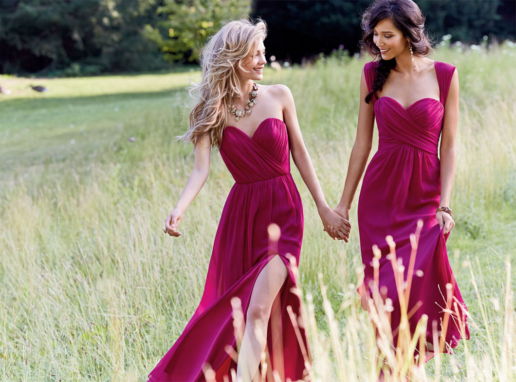 Newest bridesmaids styles from occasions jlm couture mix and match bridesmaids dresses ombrellifo Gallery