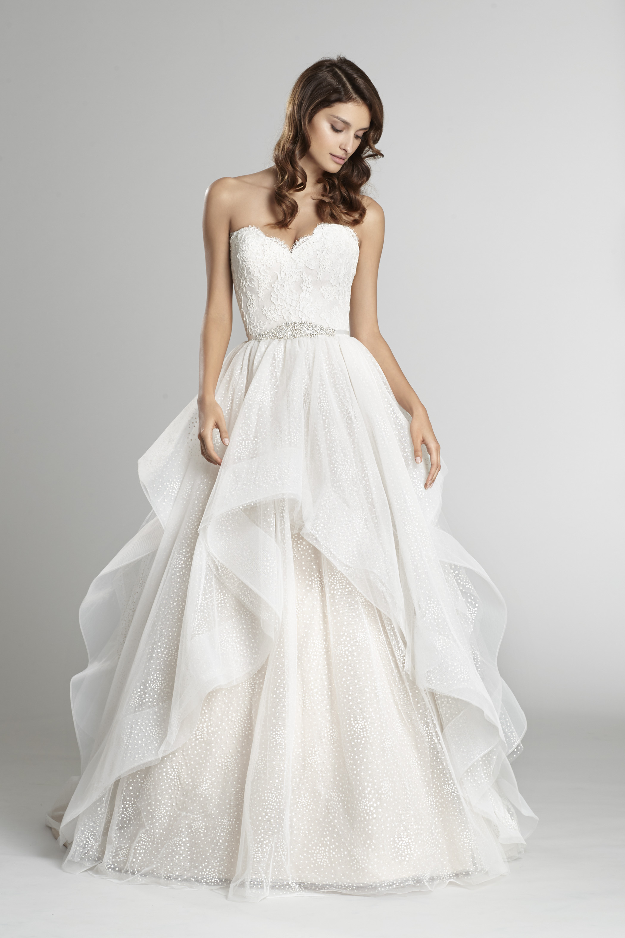 Top 10 bridal gowns by alvina valenta jlm couture for Wedding dress cleaning des moines
