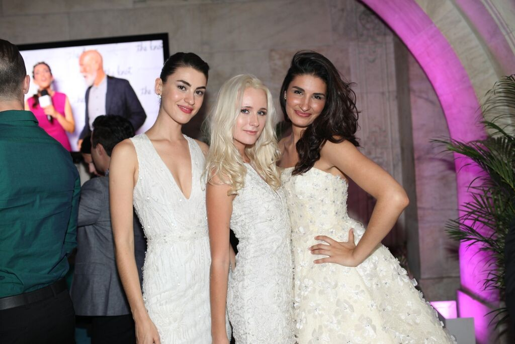 all lazasro dresses- lana, theresa, model