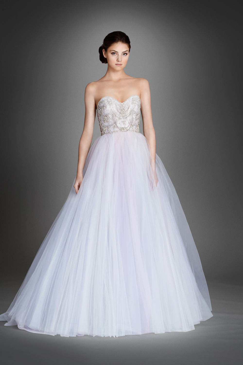 A silhouette guide to finding the perfect wedding dress jlm couture hayley paige nicoletta alvina valenta 9561 lazaro 3555 trumpet gown ombrellifo Choice Image