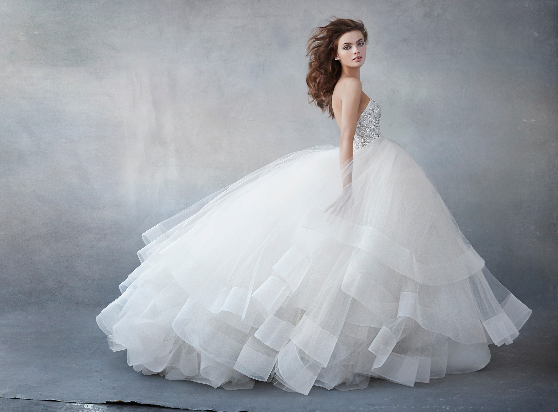 Couture Wedding Gowns: Bridal Gowns, Wedding Dresses By Lazaro
