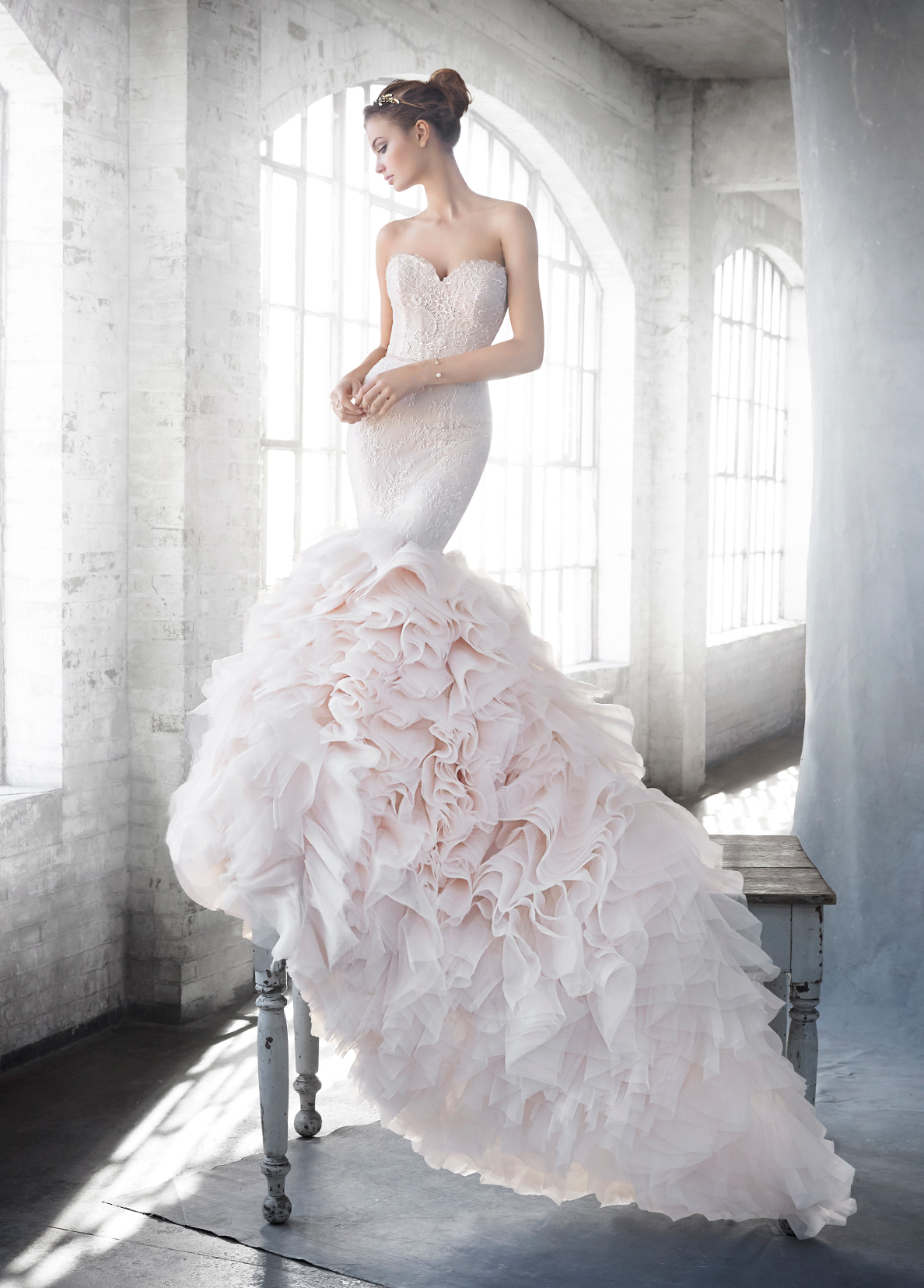 Bridal Gowns and Wedding Dresses by JLM Couture Style 3612