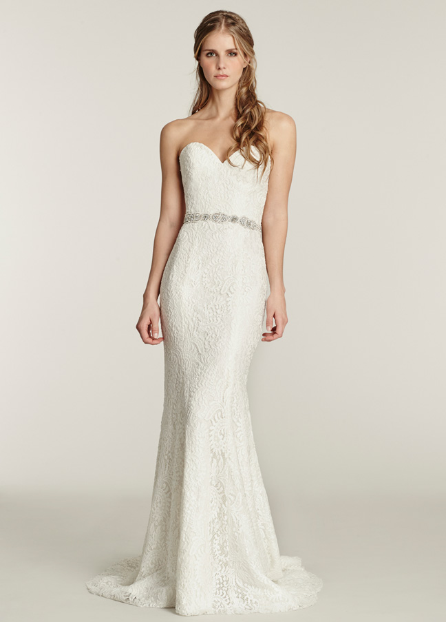 Bridal gowns and wedding dresses by jlm couture style 7552 for Trumpet style wedding dresses