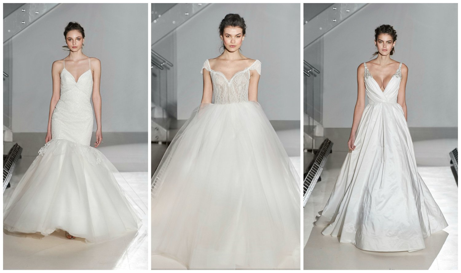 Jim Helm by Hayley Paige Bridal Collection - Fall 2016