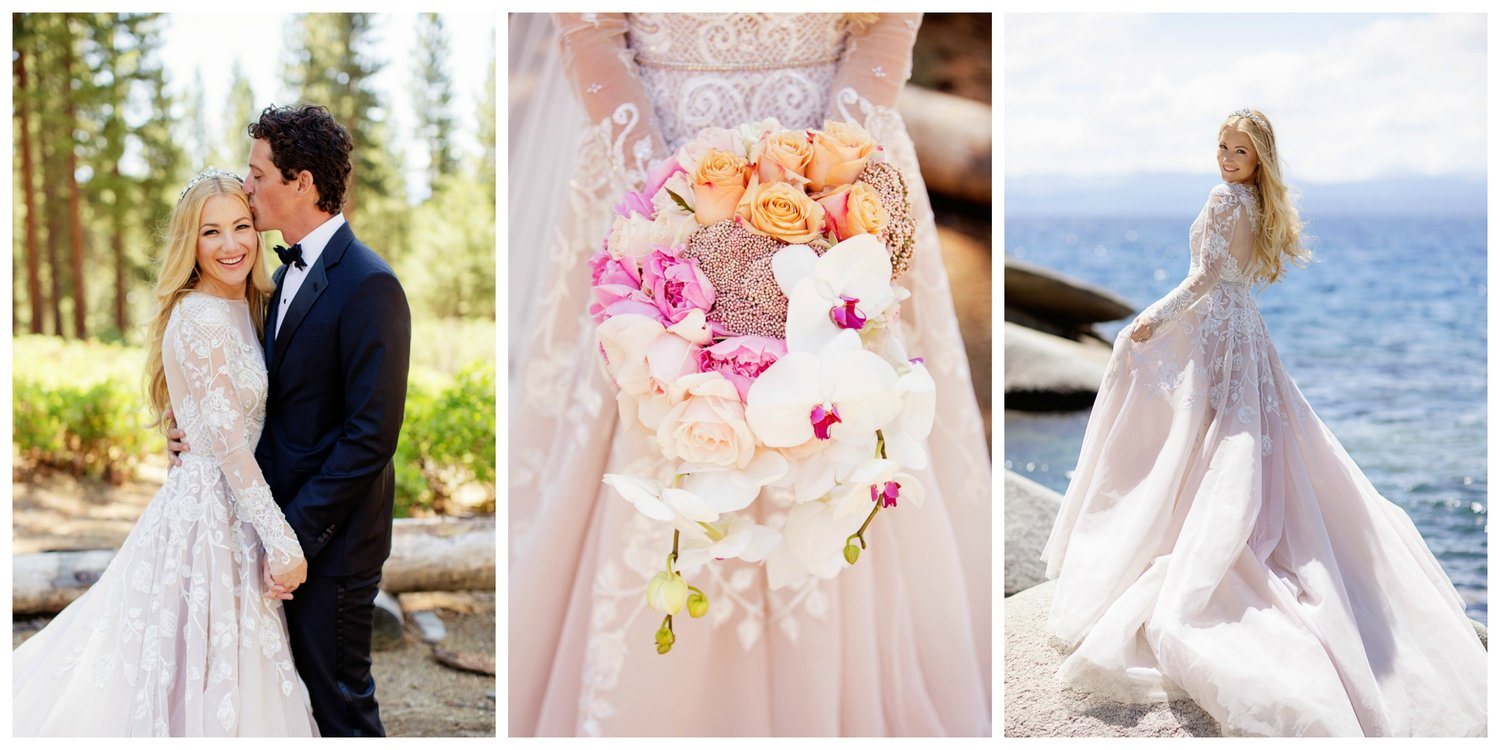 tbt to hayley paige's enchanting wedding | jlm couture