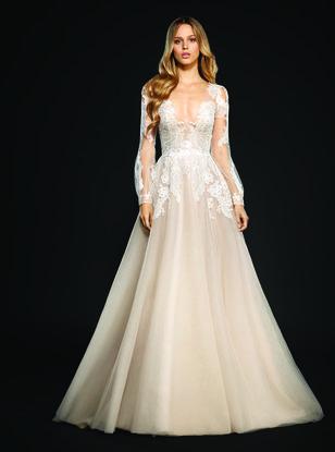 hayley paige winnie gown