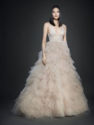 valentine's day bridesmaid dresses