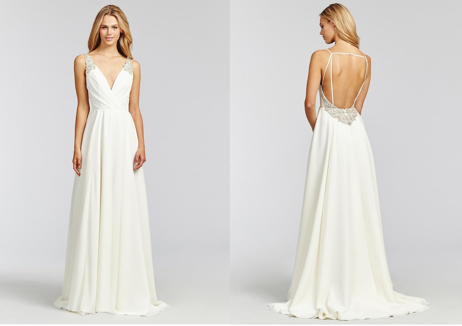 Blush by Hayley Paige Dazhi Bridal Gown / Style 1651