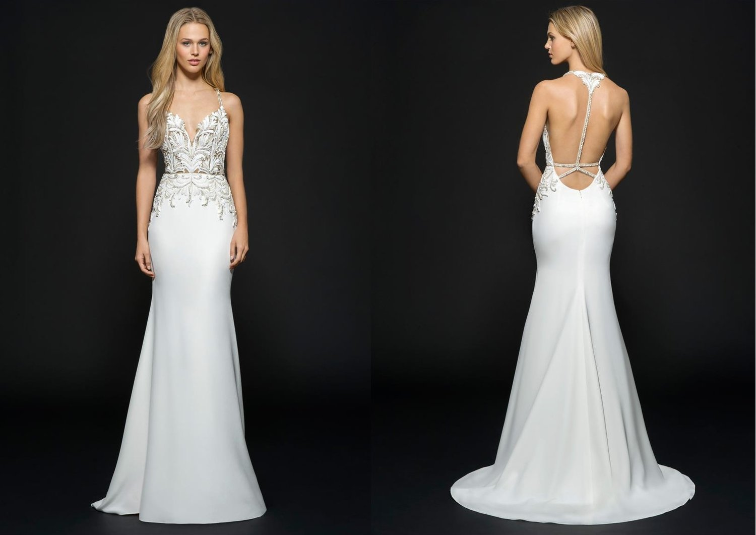 Hayley Paige Edie Wedding Gown / Style 6659