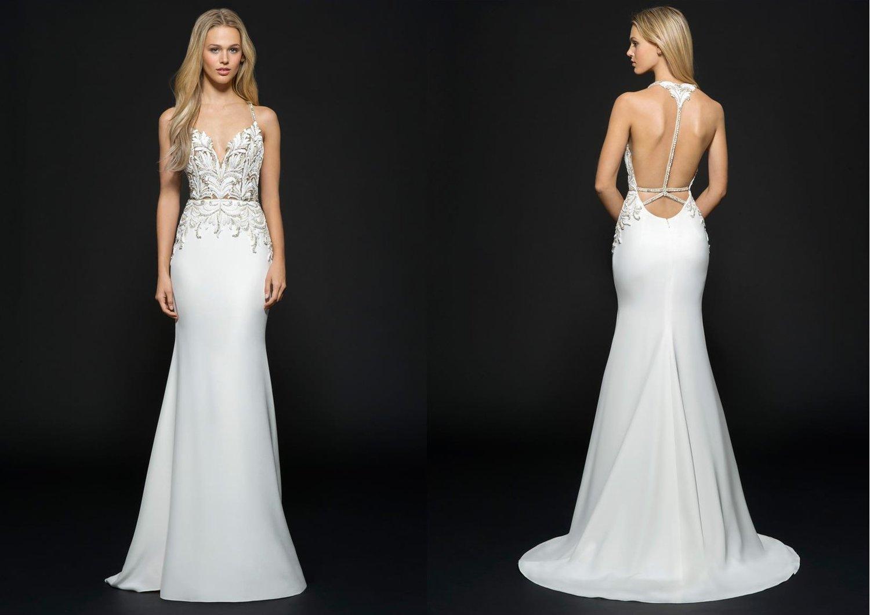 Hayley Paige Edie Wedding Gown / Style 6659