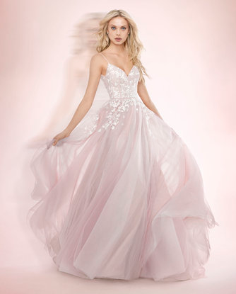 Blush by Hayley Paige Wedding Dress Denver/ Style 1709