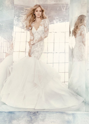 Hayley Paige Wedding Gown Tanner / Style 6603