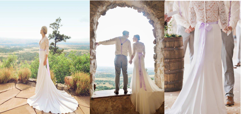 Tara Keely Wedding Dress / Style 2450