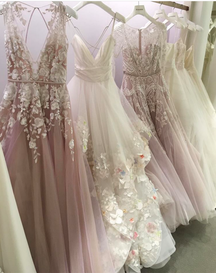 Hayley Paige Trunk Show at Kleinfeld Bridal | JLM Couture