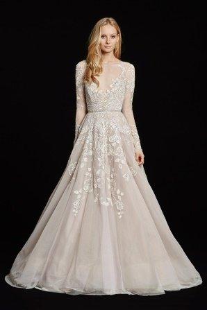 Hayley Paige Hayley / Style 6600 Wedding Dress