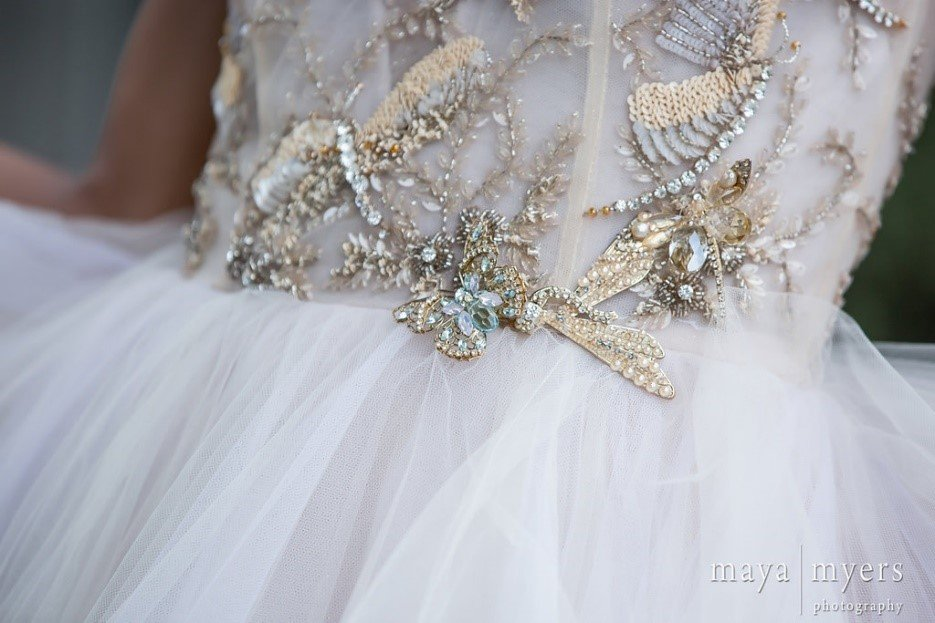Style 3755 Close Up