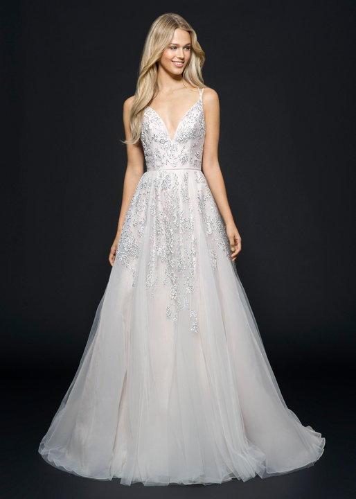 Hayley Paige Marni Gown / Style 6655