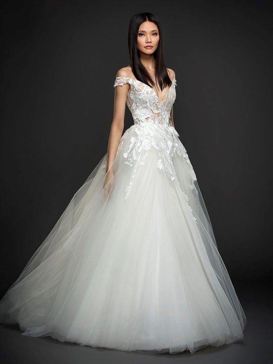 Lazaro Gown / Style 3764