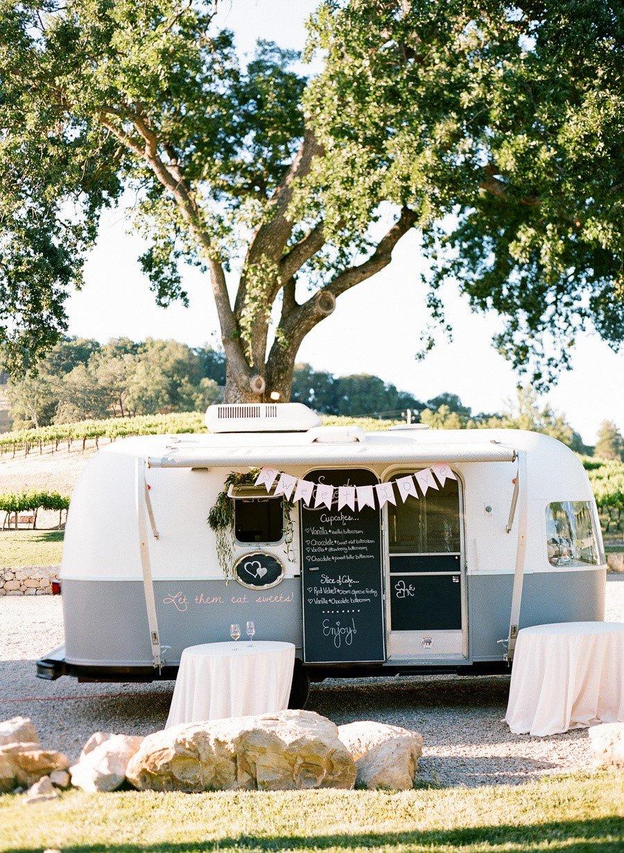 Food Truck Wedding Option