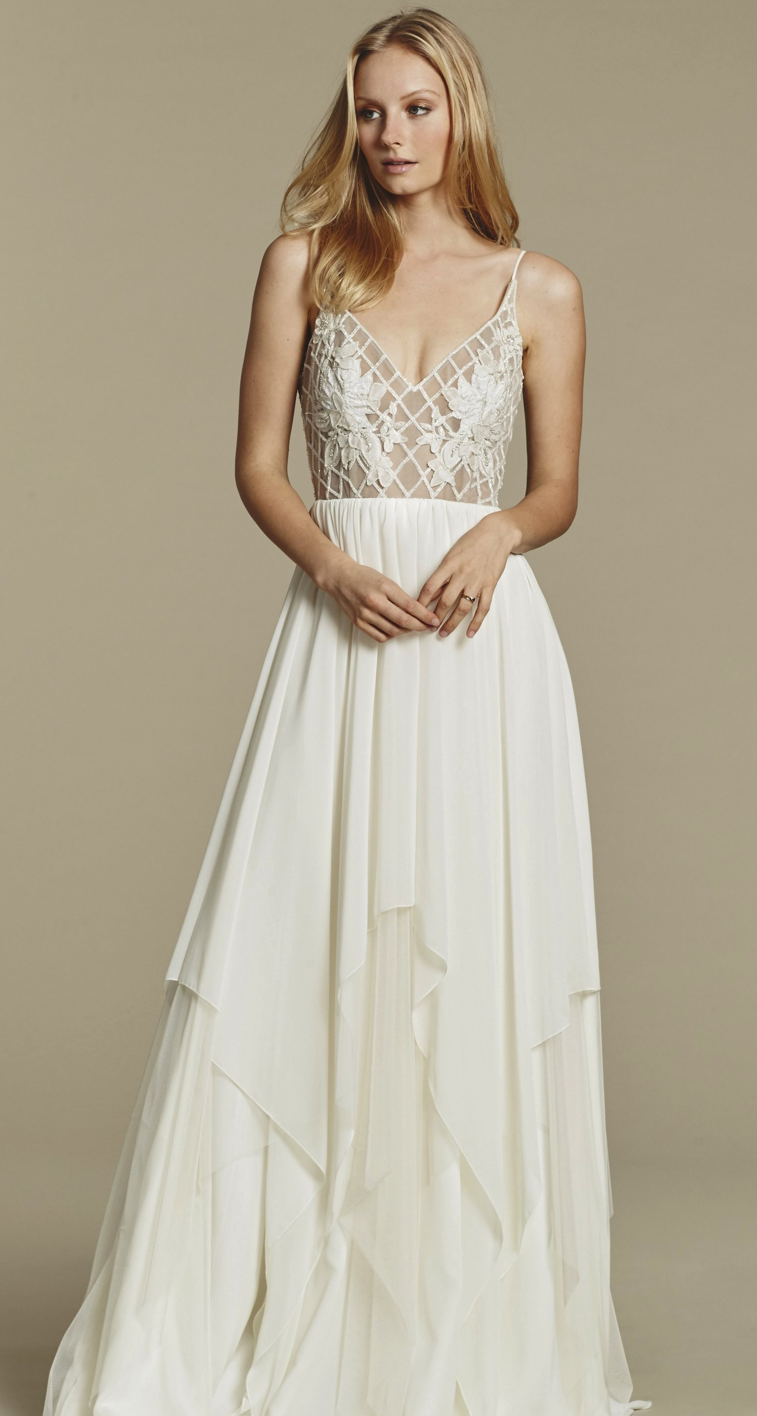 Our Favorite Bridal Dresses For Your Beach Wedding | JLM Couture