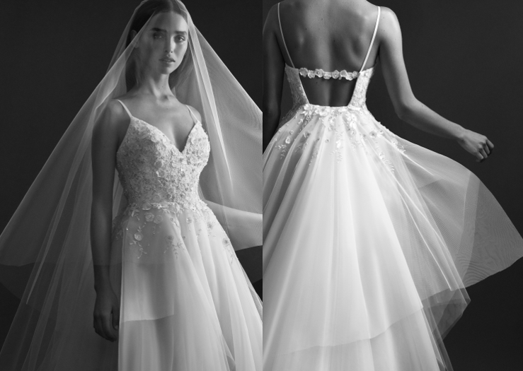 Allison Webb Style 4856 Chapin Wedding Dress