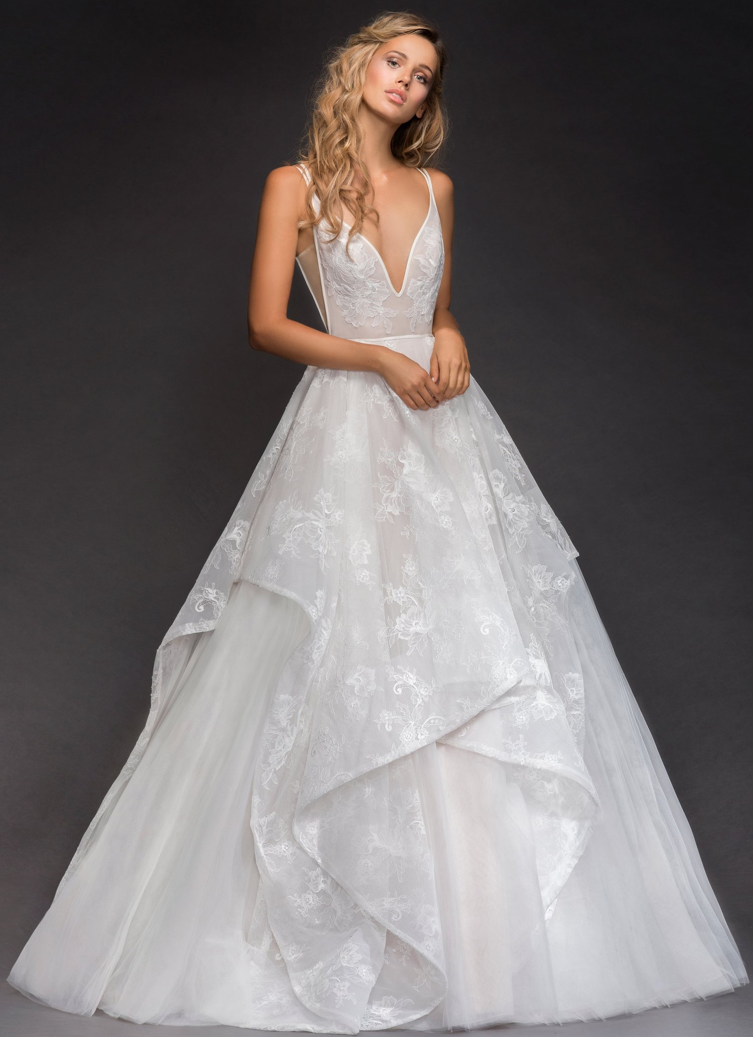 Hayley Paige Style 6811 Kellan Wedding Dress