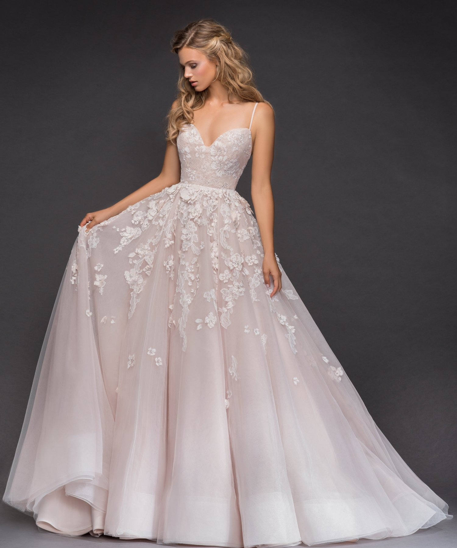 Hayley Paige Style 6814 Arden Wedding Dress