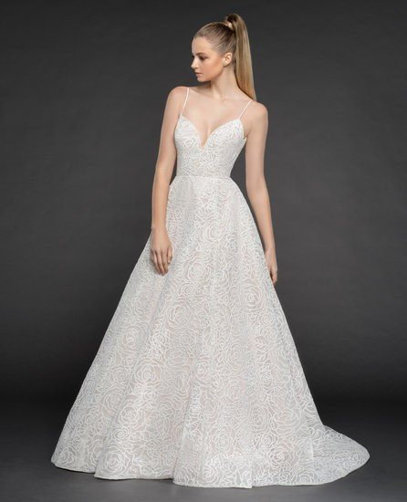 Blush by Hayley Paige Style 1852 Jardin