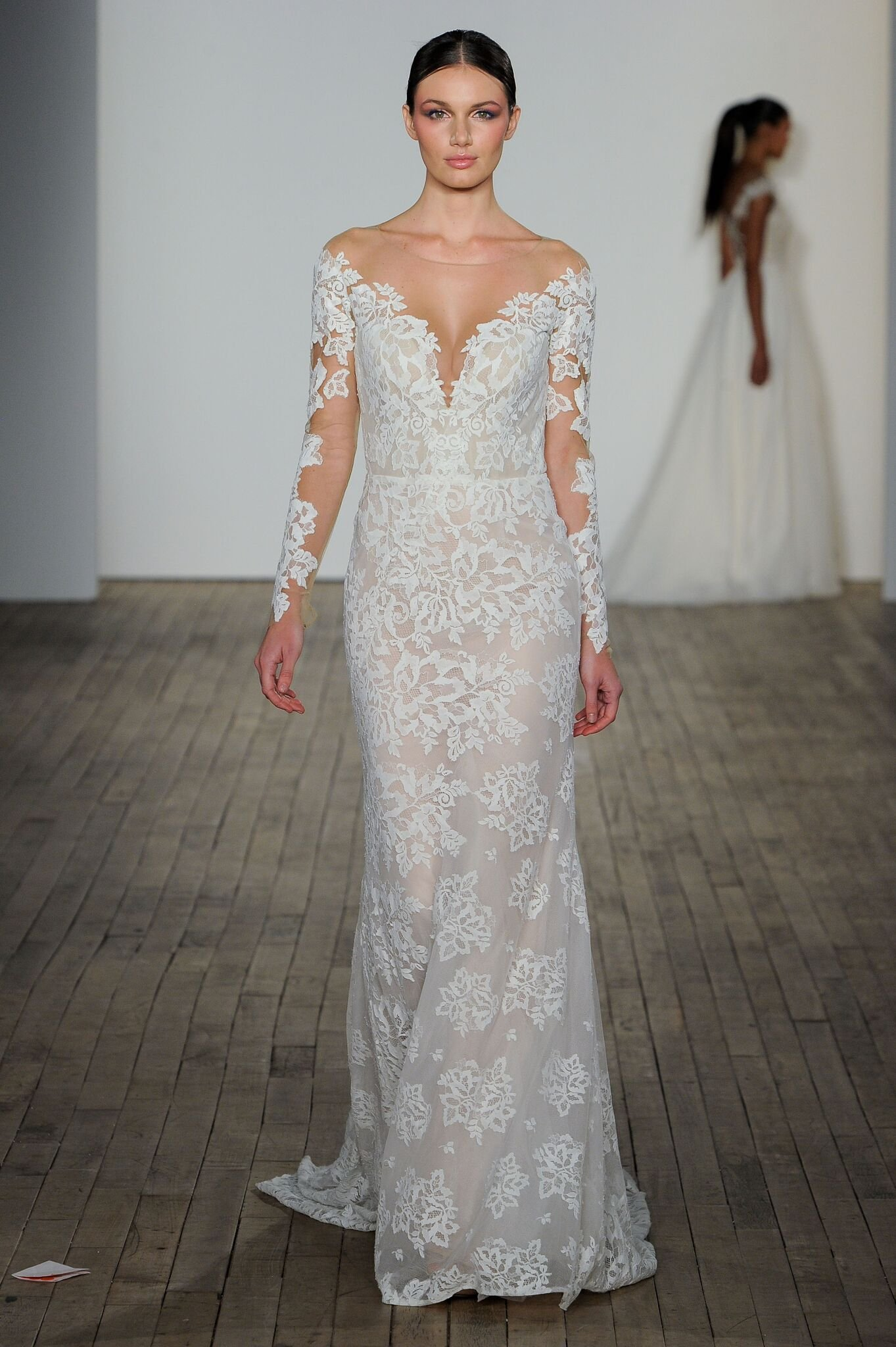 4f3745893490 Wedding Dress Trends for Spring 2019
