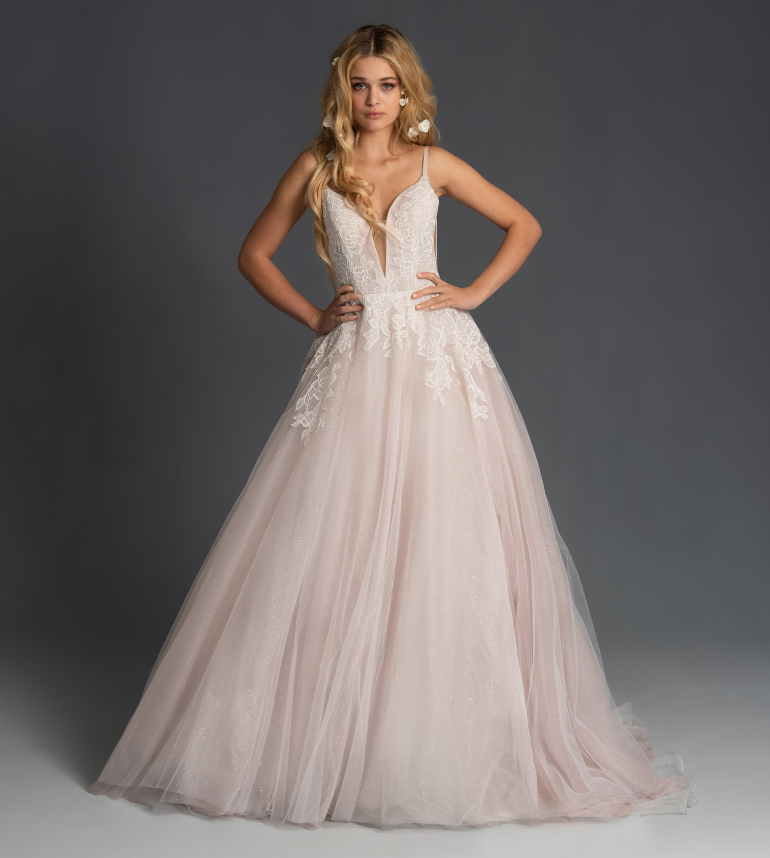 Lazaro Bridal Wedding Dress Collection Fall 2020: JLM Couture Debuts New Bridal Collections For Fall 2019