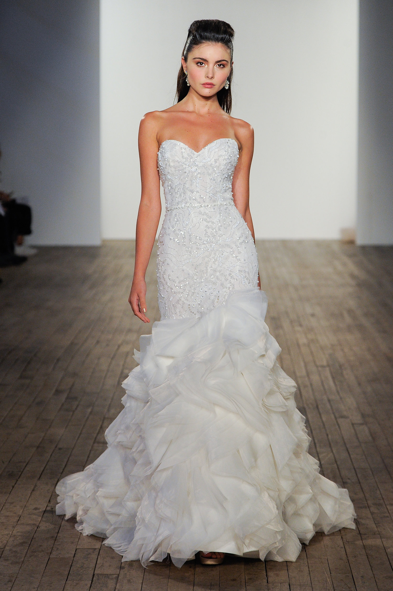 Favorite New Bridal Styles From Nybfw Spring 2020 Jlm Couture