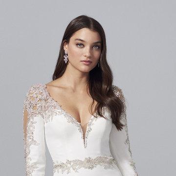 Lucia Style 92007 Greta Bridal Gown