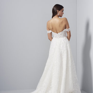 Lucia Style 92008 Carina Bridal Gown