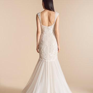 Allison Webb Style 4801 Bella Bridal Gown