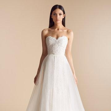 Allison Webb Style 4808 Devereaux Bridal Gown Front
