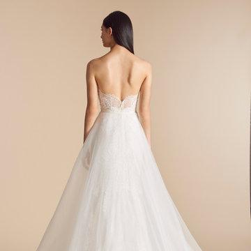 Allison Webb Style 4808 Devereaux Bridal Gown