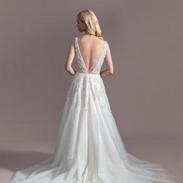 Allison Webb Style 4953 Marcella Bridal Gown
