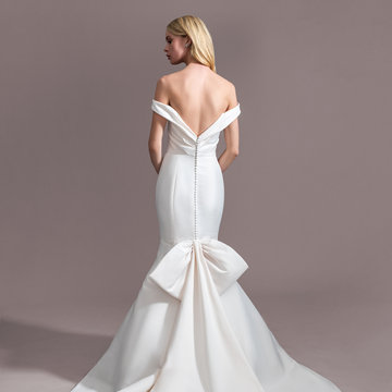 Allison Webb Style 4960 Whitley Bridal Gown