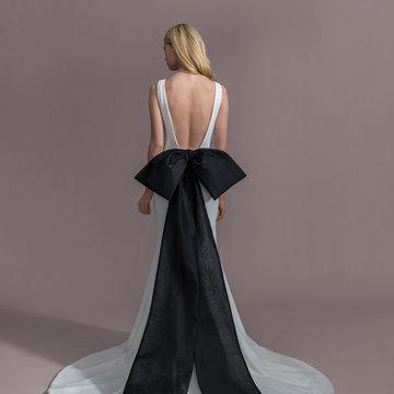 Allison Webb Style 4963 Emme Bridal Gown