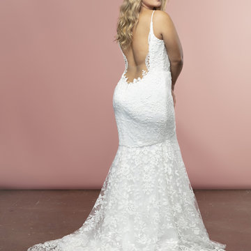 Blush by Hayley Paige Style 12001S Havana Bridal Gown
