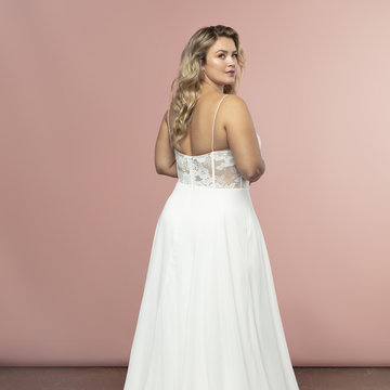 Blush by Hayley Paige Style 12004S Liv Bridal Gown